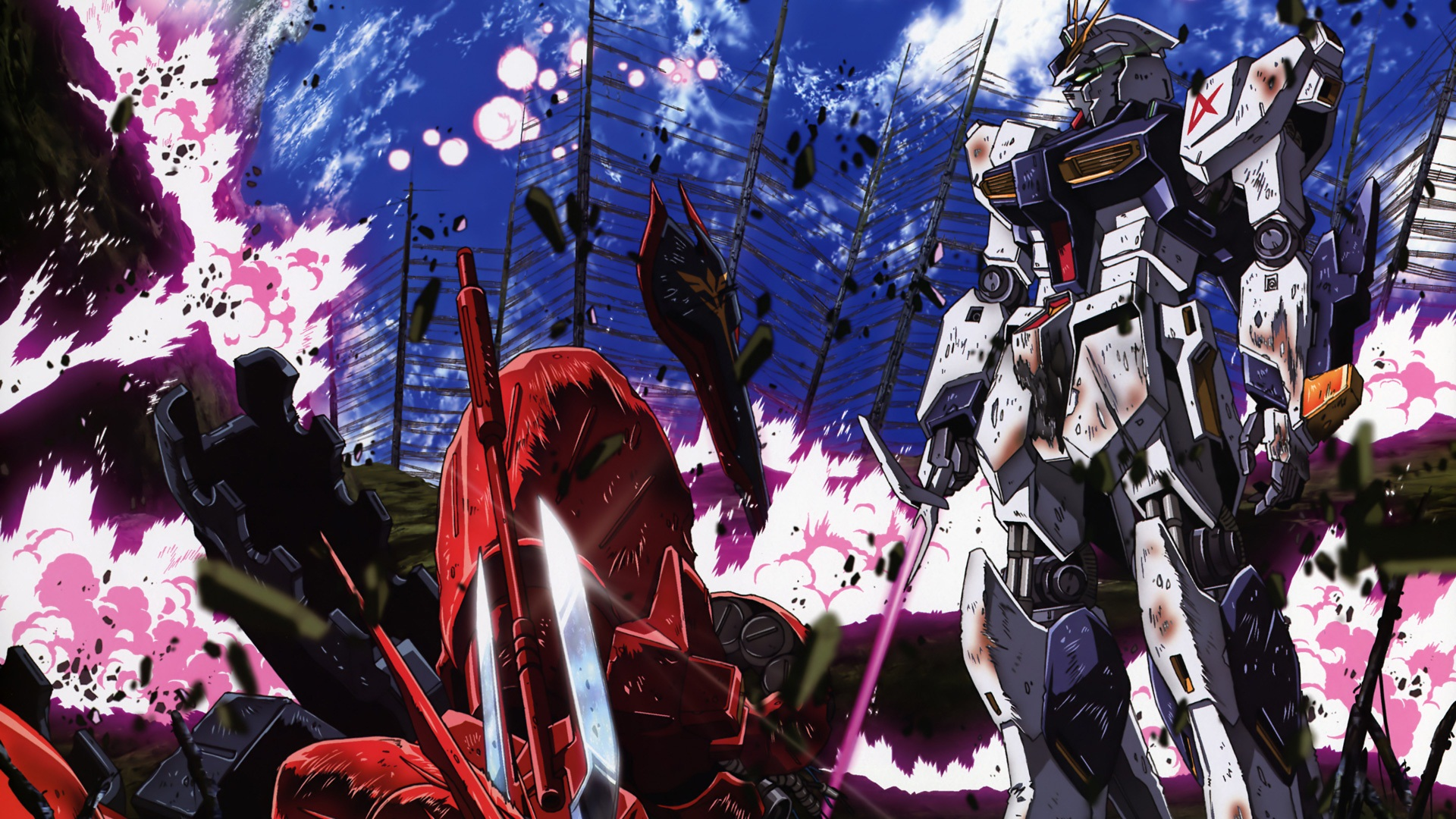 Gundam Full HD Wallpaper And Background  1920x1080 ID