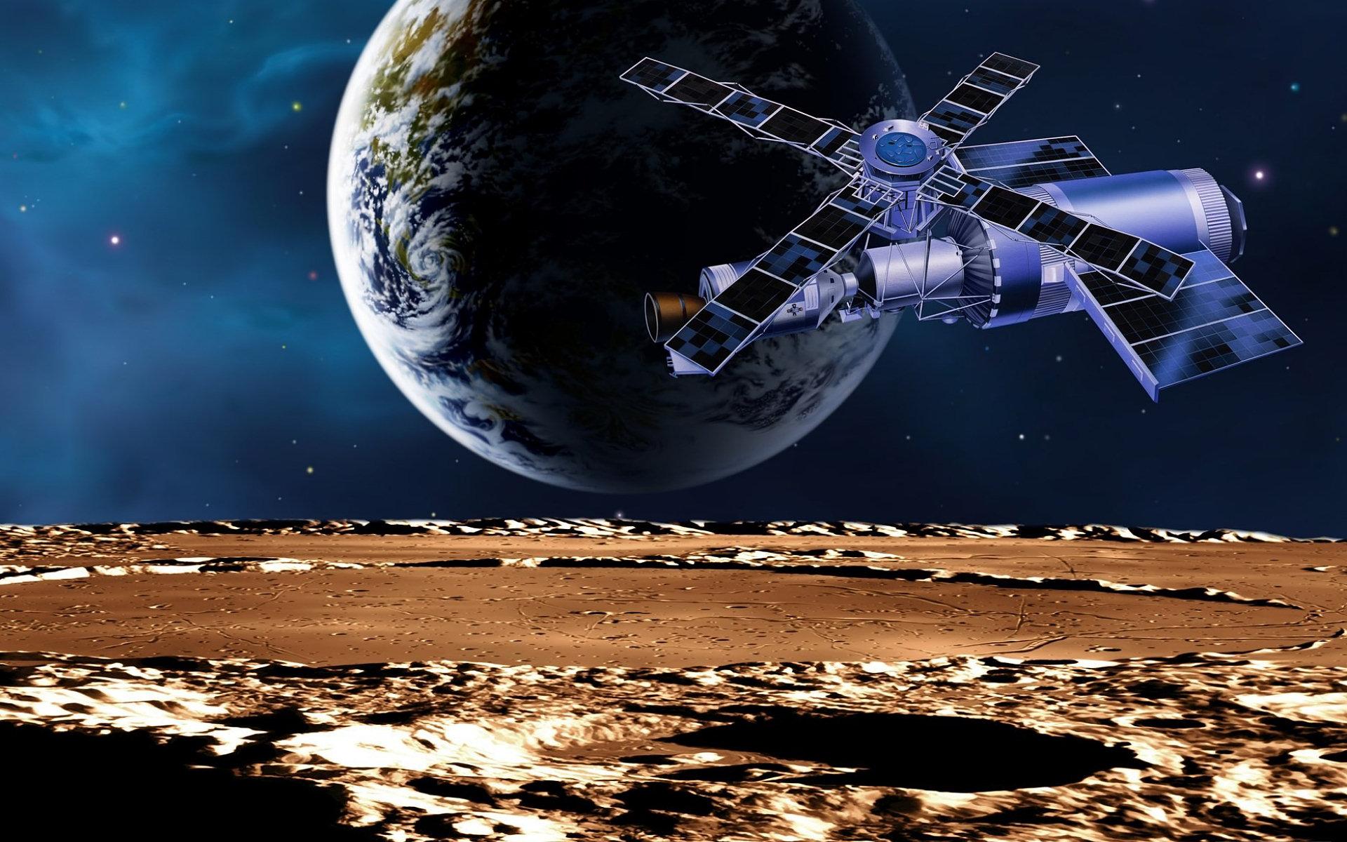 space exploration satellites - photo #37