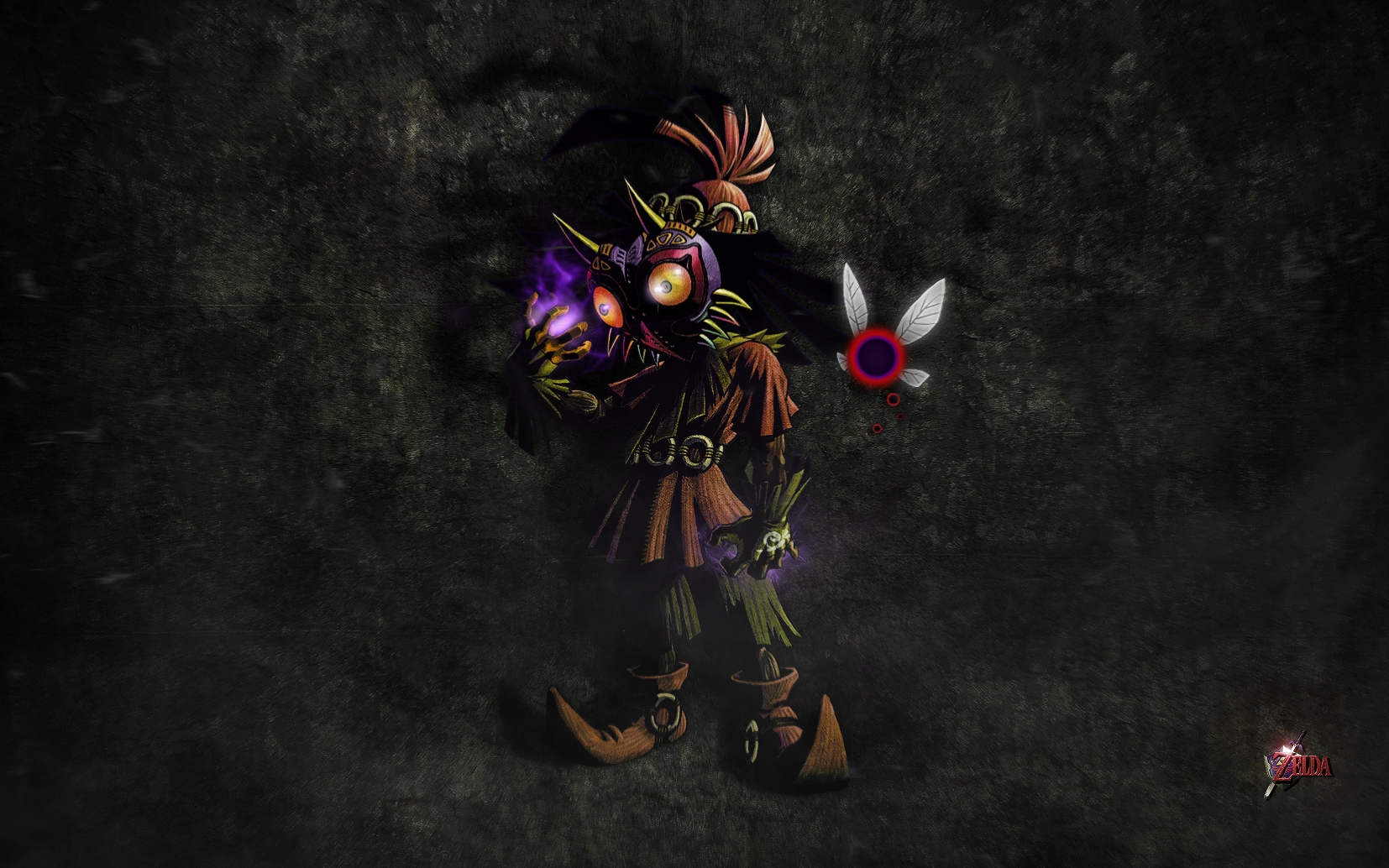 Skull Kid Wallpaper: What Is This? Wallpaper And Background Image