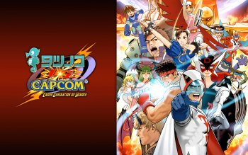 Video Game - Tatsunoko Vs Capcom Wallpapers and Backgrounds ID : 198048