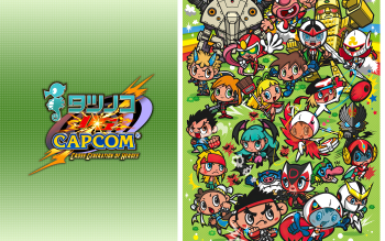 Video Game - Tatsunoko Vs Capcom Wallpapers and Backgrounds ID : 198056