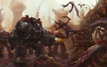 Video Game - Warhammer Wallpapers and Backgrounds ID : 198354