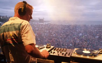 Music - Fatboy Slim Wallpapers and Backgrounds ID : 198448