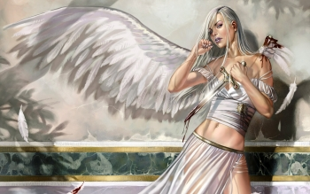 Fantasy - Angel Wallpapers and Backgrounds ID : 19876