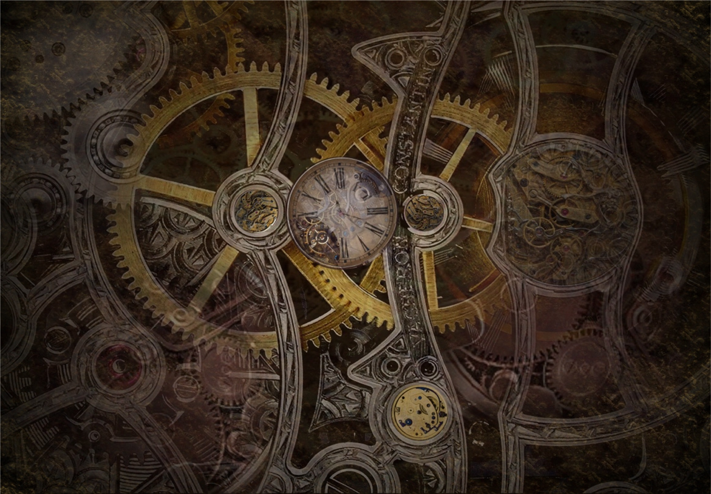 Steampunk Full HD Wallpaper and Background | 2324x1616 ...