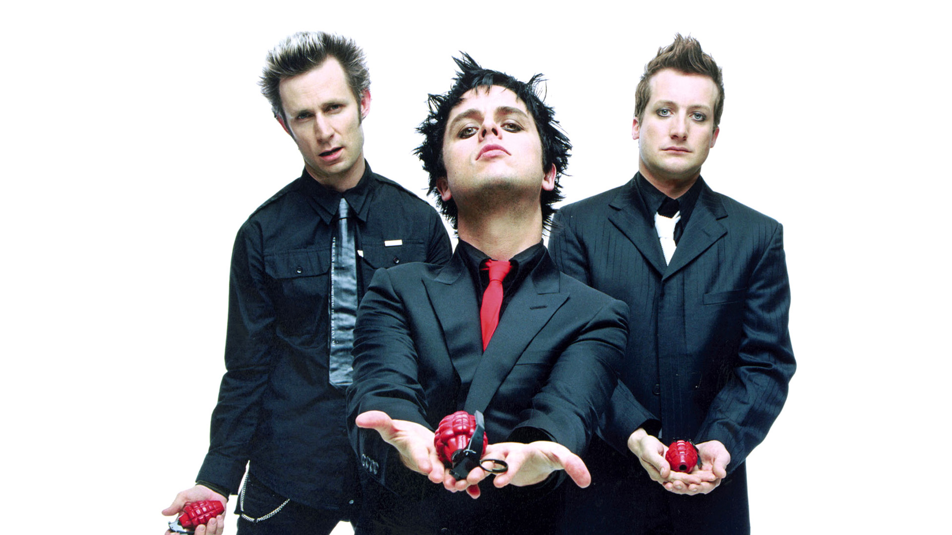 Green Day Hd Wallpaper Background Image 1920x1080 Id 199624