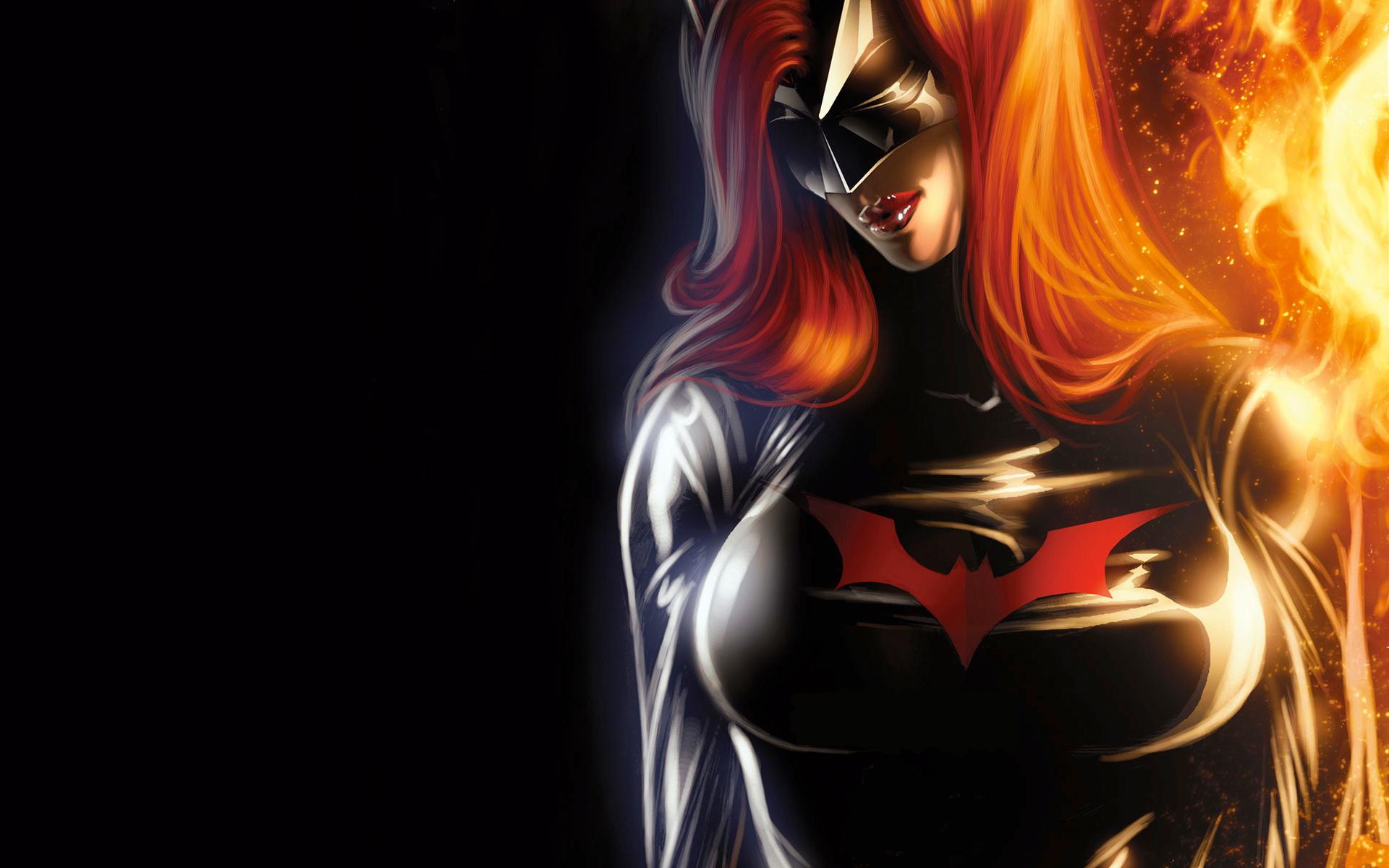 Comics - Batgirl Wallpaper