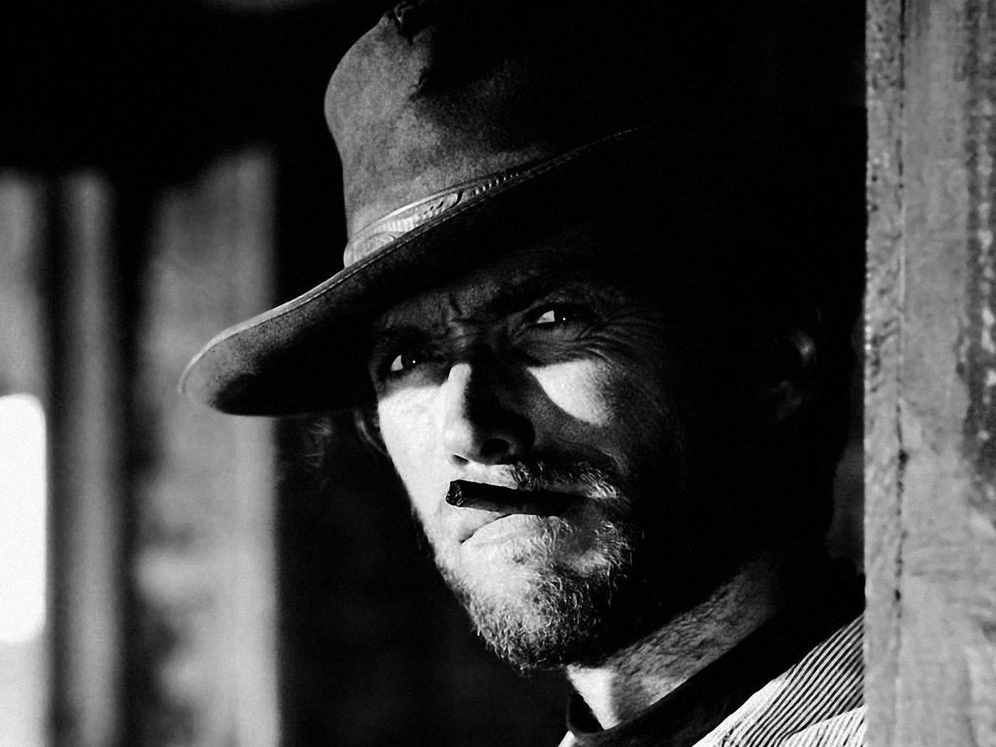 Celebrity - Clint Eastwood  Wallpaper