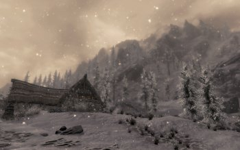 Video Game - Skyrim Wallpapers and Backgrounds ID : 199646