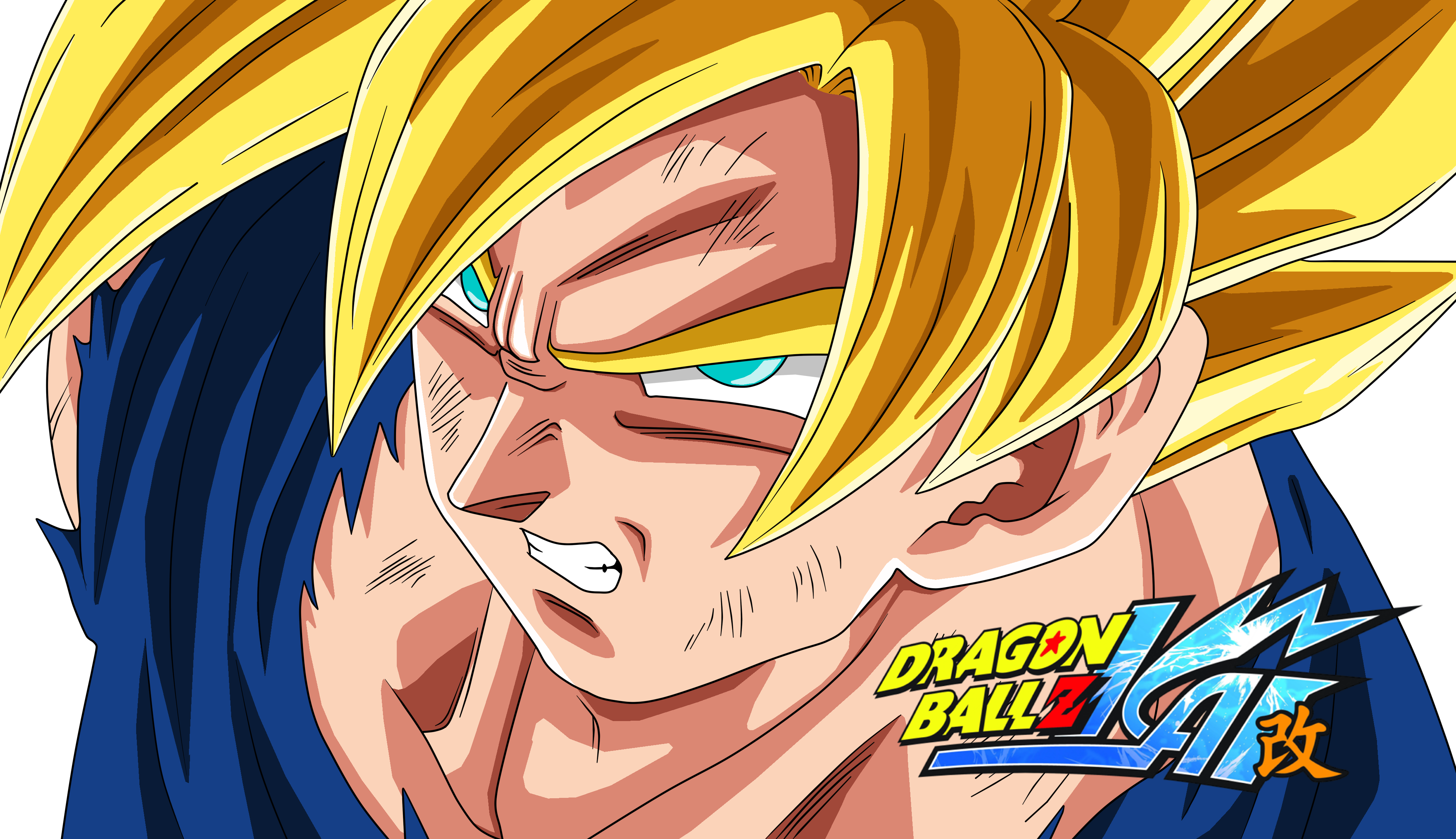 20 Dragon Ball Z Kai Hd Wallpapers Background Images Wallpaper