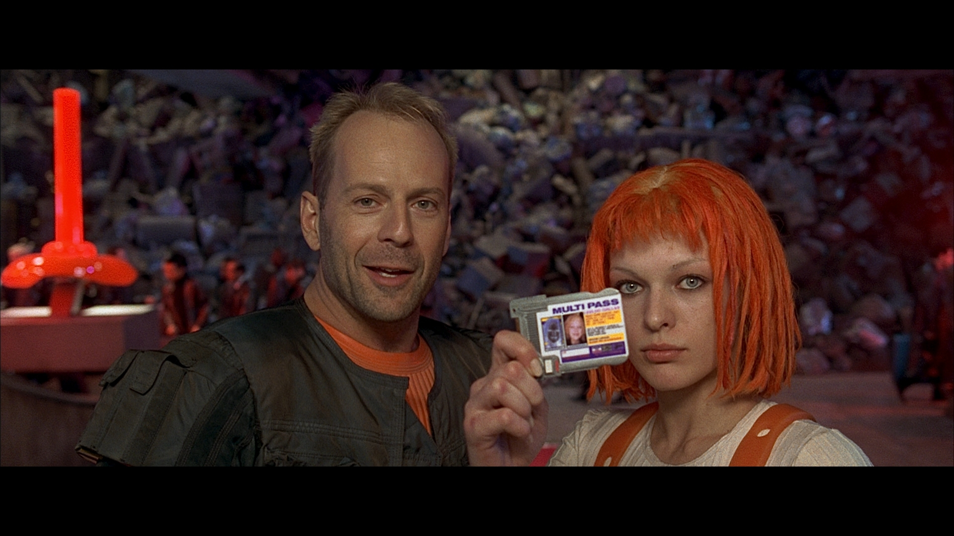 image Fifth element leeloo dallas fucks herself hard