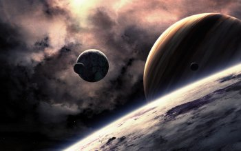 Sci Fi - Planets Wallpapers and Backgrounds ID : 200806