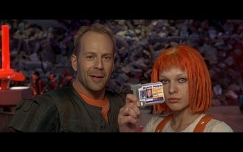 Films - The Fifth Element Wallpapers and Backgrounds ID : 200936
