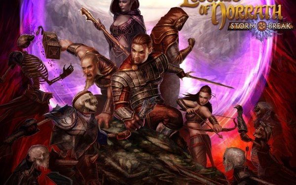 Fantaisie Legends Of Norrath Fond d'écran HD | Arrière-Plan