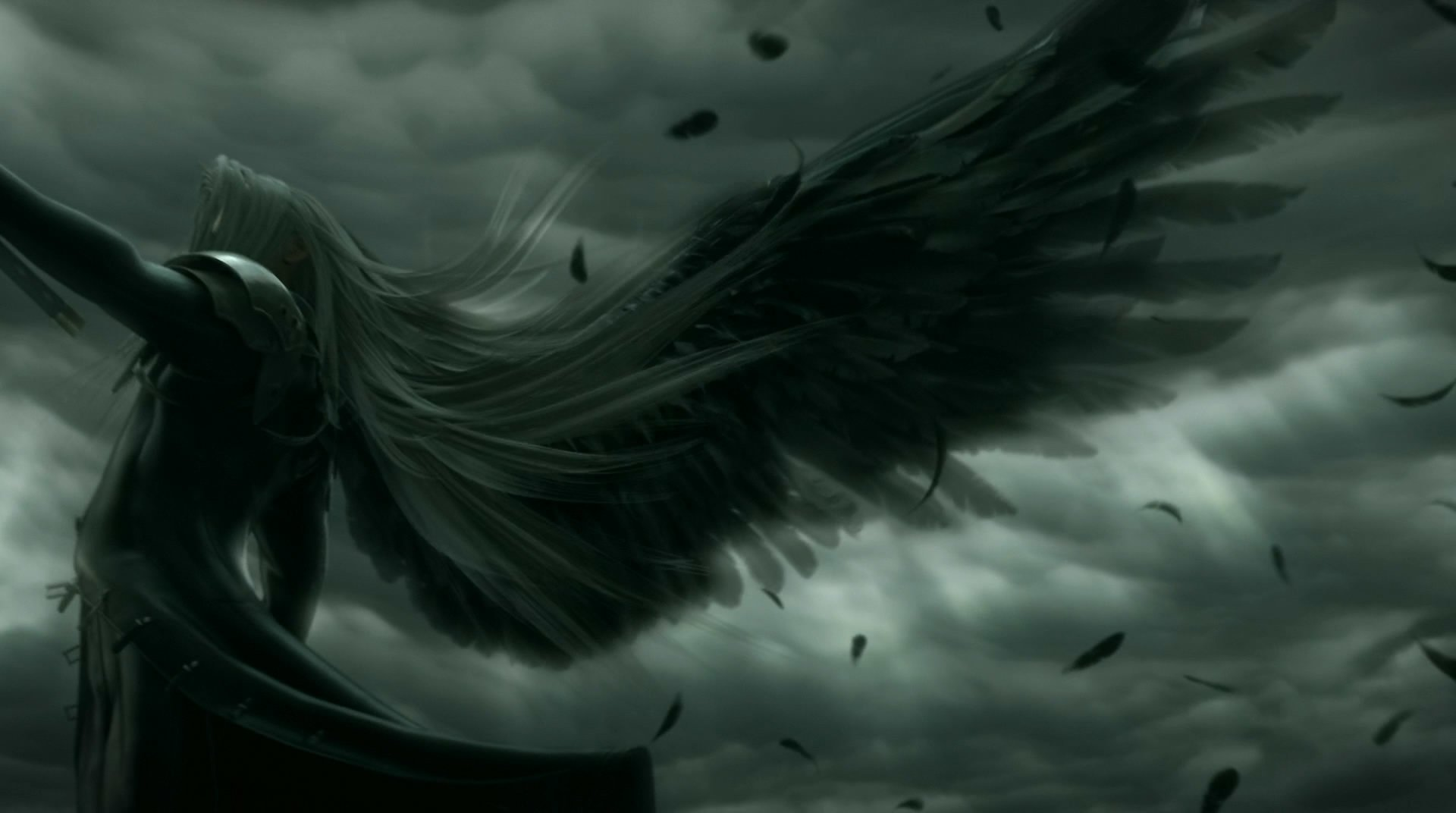 46 Sephiroth Final Fantasy Hd Wallpapers Background