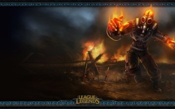 Video Game - League Of Legends Wallpapers and Backgrounds ID : 201168