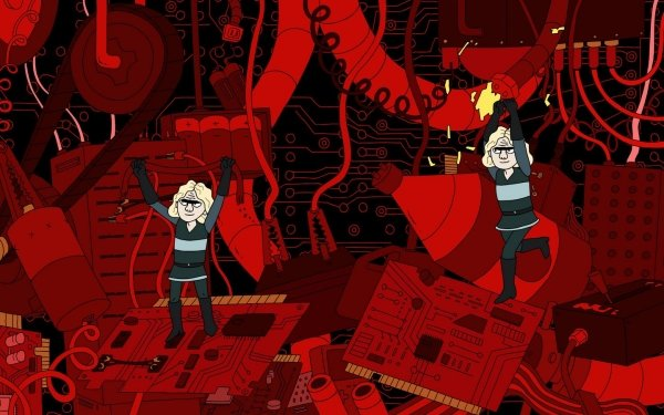 Cartoon - superjail Wallpapers and Backgrounds