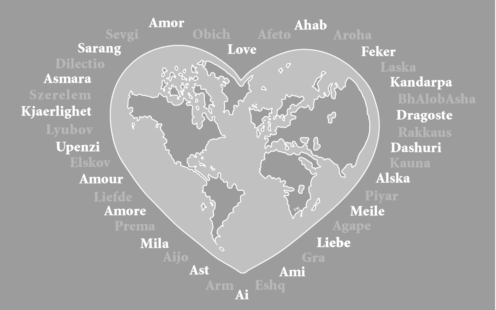 Love Is The Same In Any Language Wallpaper And Background -7831