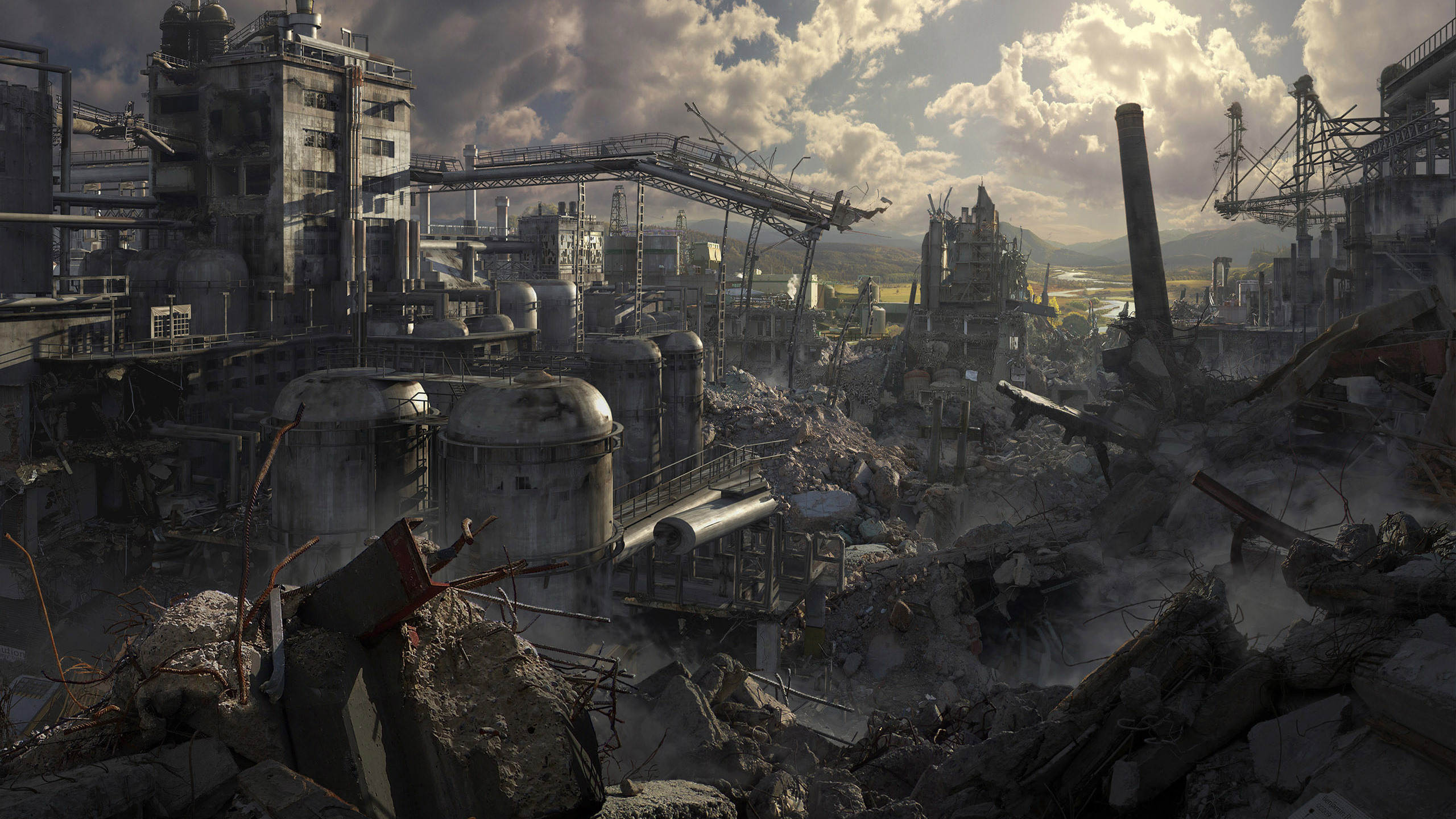 apocalyptic hd wallpaper 2560x1440 - photo #9