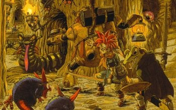 Video Game - Chrono Trigger Wallpapers and Backgrounds ID : 202624