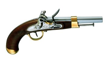 Armi - Flintlock Pistol Wallpapers and Backgrounds ID : 203256