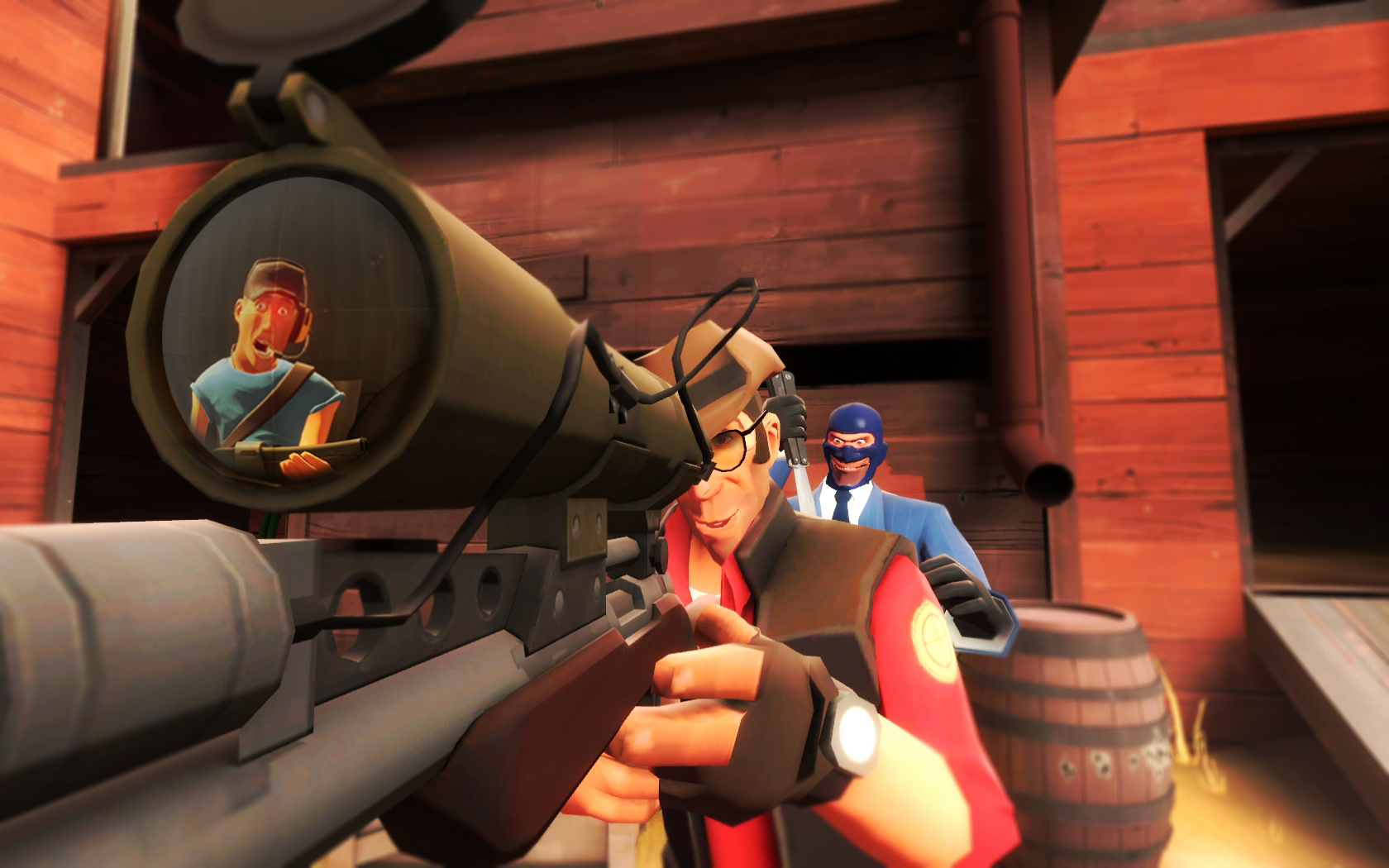 Team Fortress 2 Wallpaper And Background Image 1680x1050 Id