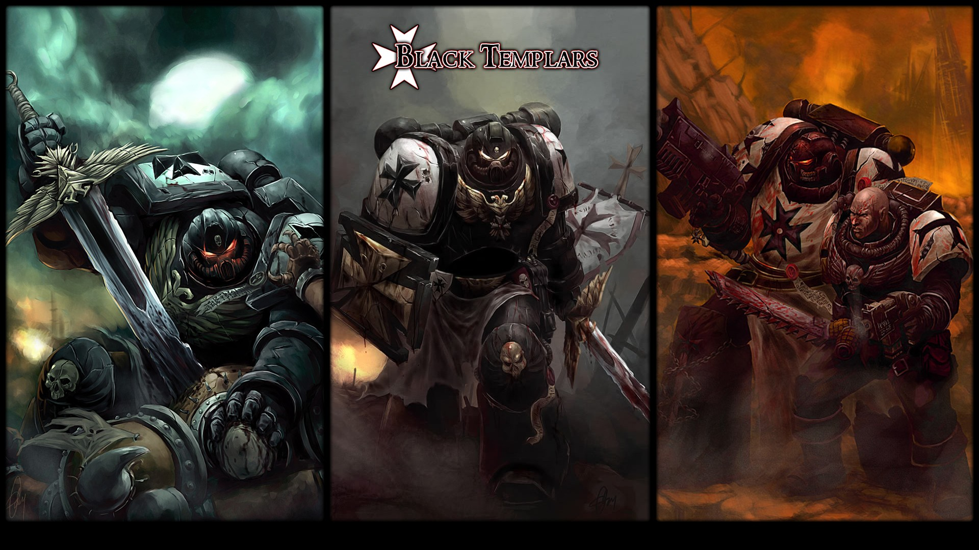 Warhammer Hd Wallpaper Background Image 1920x1080 Id 204266 Wallpaper Abyss