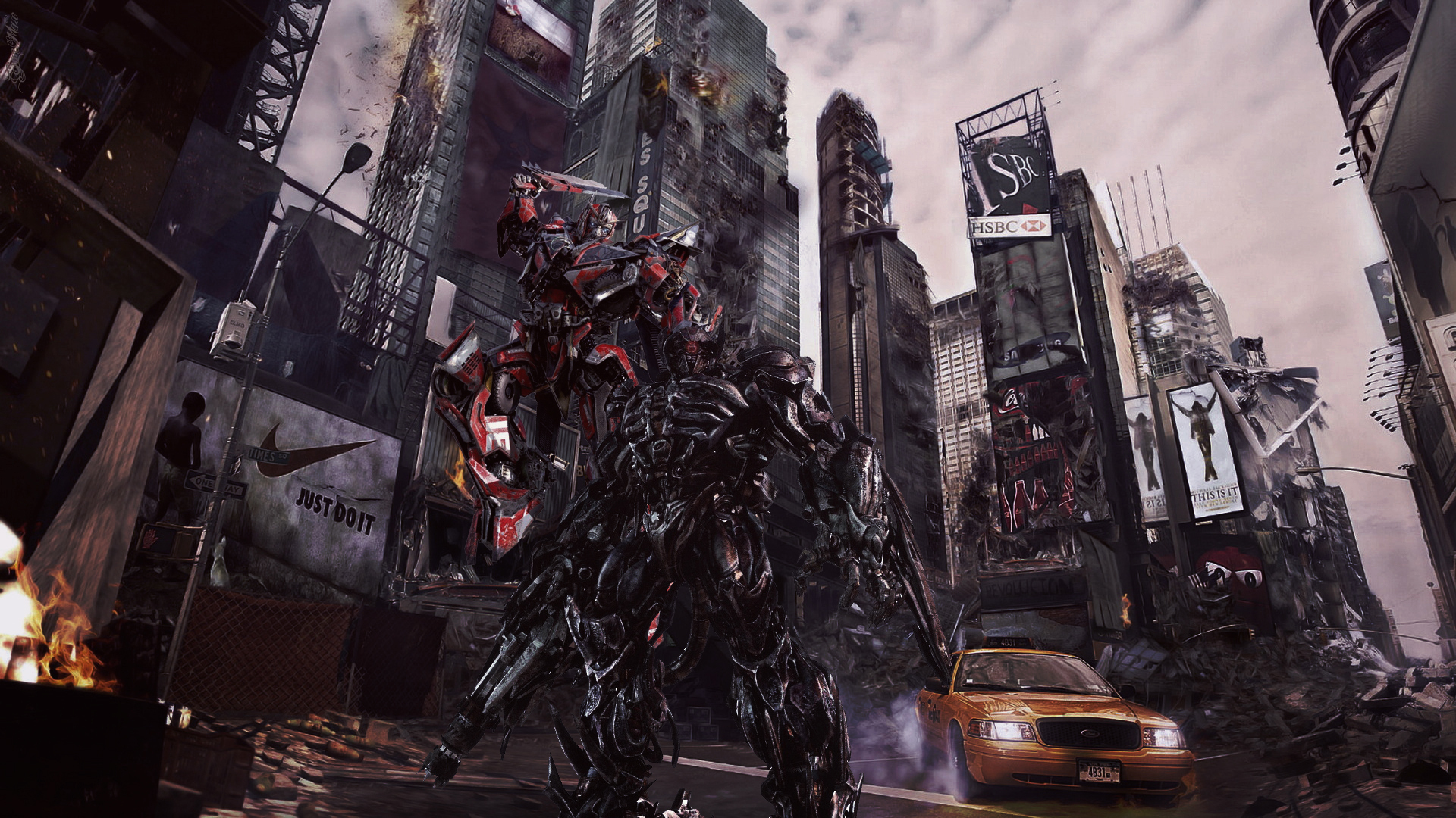 Iphone Shockwave Wallpapers: Transformers Full HD Fondo De Pantalla And Fondo De