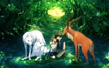Movie - Princess Mononoke Wallpapers and Backgrounds ID : 204036