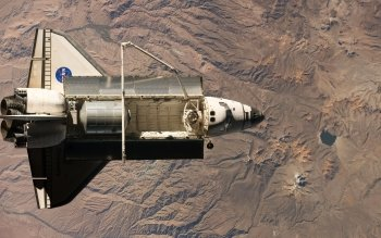 Vehicles - Space Shuttle Wallpapers and Backgrounds ID : 204438