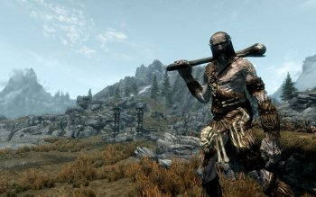Video Game - Skyrim Wallpapers and Backgrounds ID : 204496