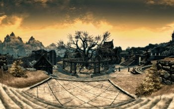 Video Game - Skyrim Wallpapers and Backgrounds ID : 204504