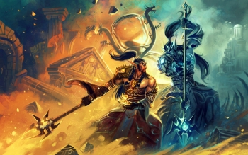Video Game - World Of Warcraft Wallpapers and Backgrounds ID : 204704