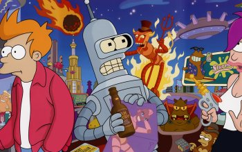 TV Show - Futurama Wallpapers and Backgrounds ID : 204804