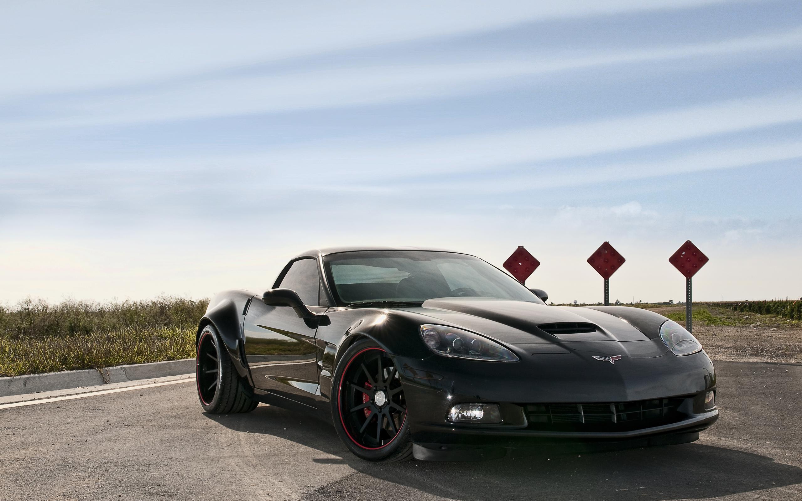 Corvette Hd Wallpaper Background Image 2560x1600 Id 205114