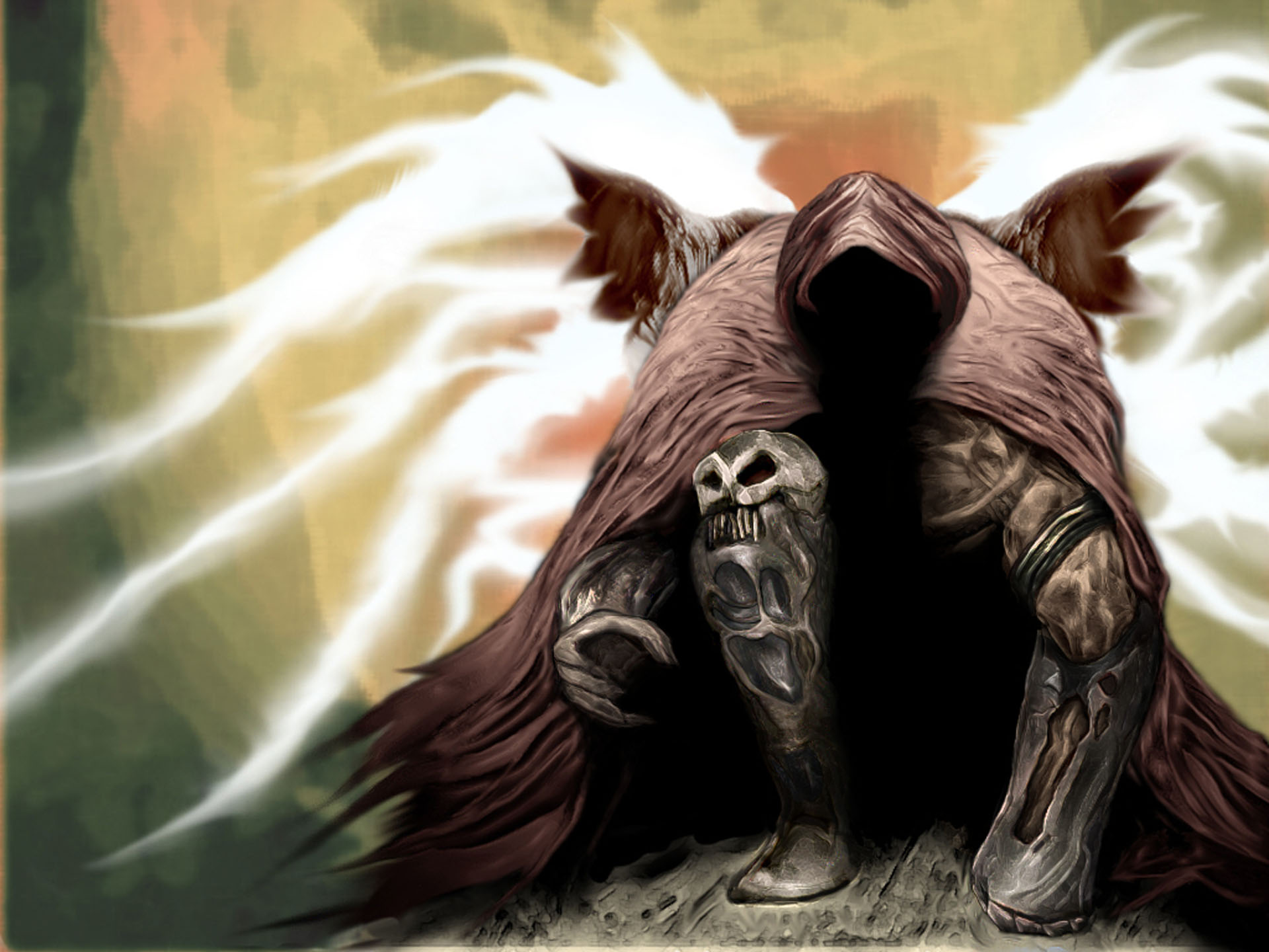 Video Game - Diablo III  Dark Angel Death Wallpaper