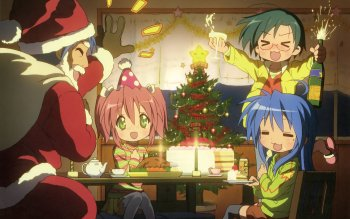 Anime - Christmas Wallpapers and Backgrounds ID : 205534