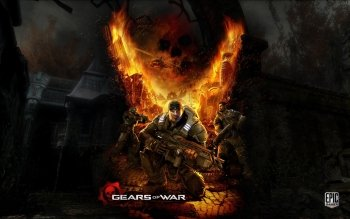 Computerspiel - Gears Of War Wallpapers and Backgrounds ID : 205686