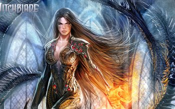 Comics - Witchblade Wallpapers and Backgrounds ID : 205988