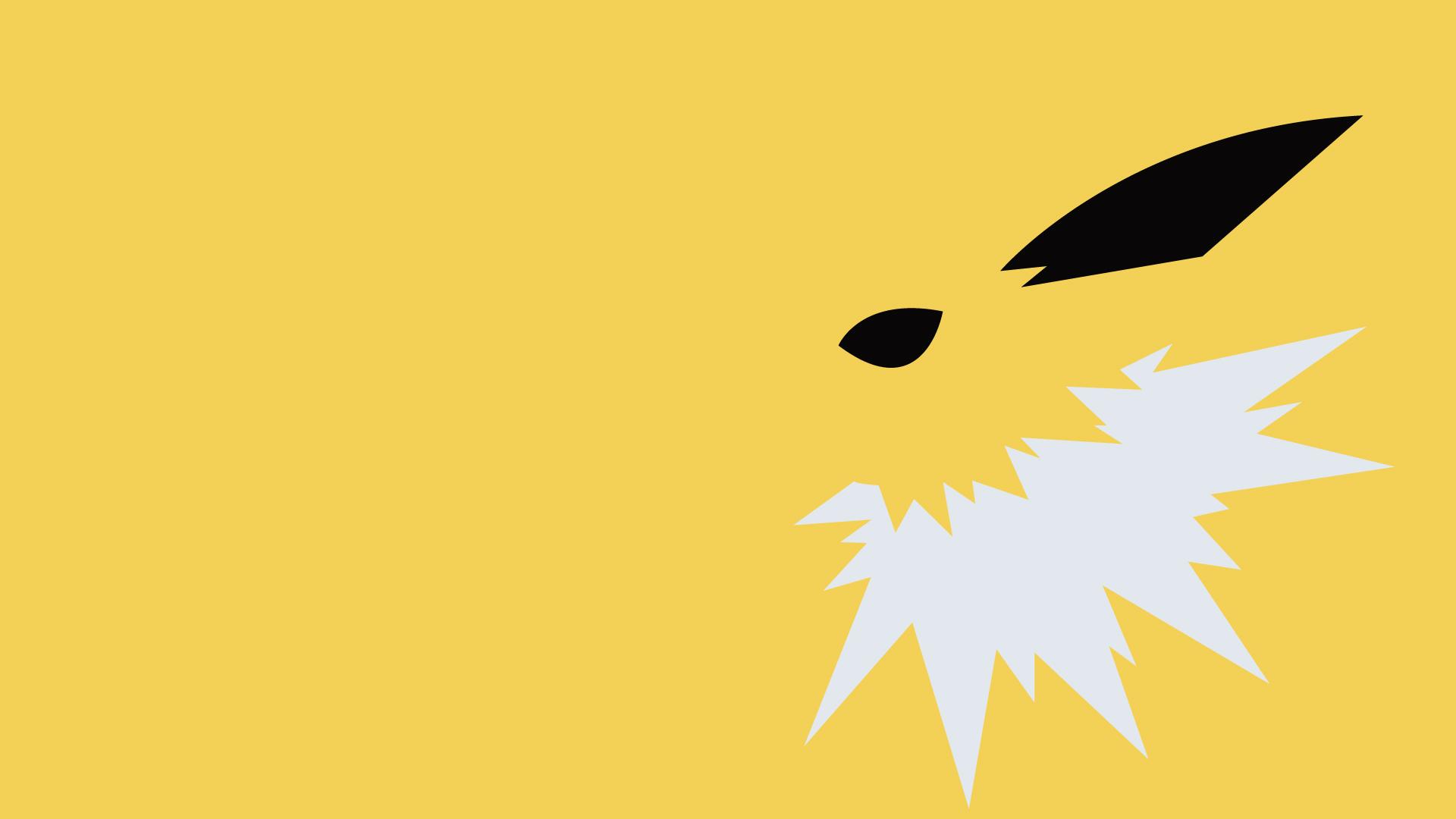 Jolteon Iphone Wallpaper Anime - Pokemon Wallpaper