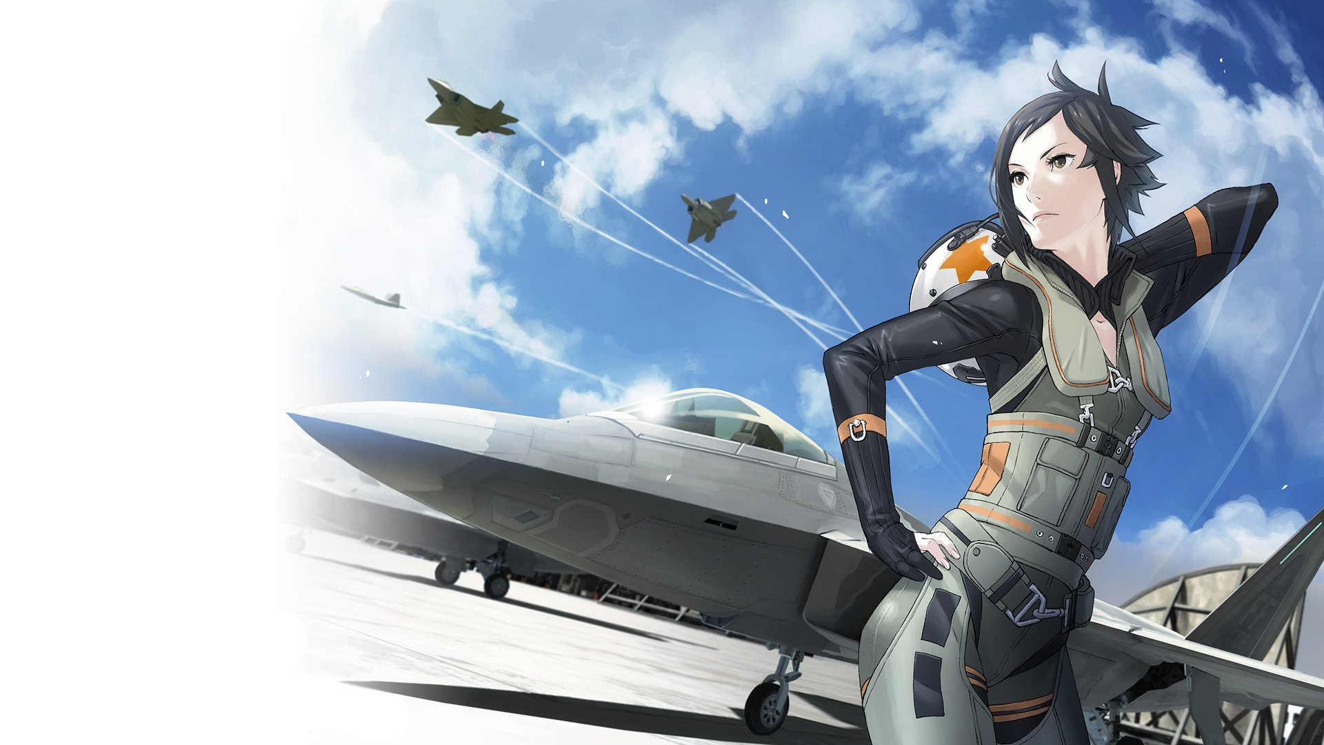 Ace Combat Full HD Wallpaper And Background Image