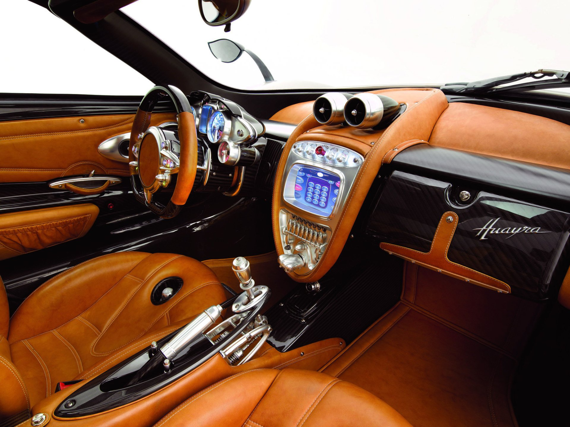 Vehicles - Pagani Huayra  Pagani Supercar Car Vehicle Wallpaper