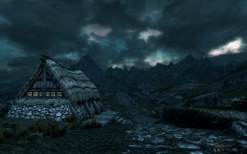 Computerspel - Skyrim Wallpapers and Backgrounds ID : 206016