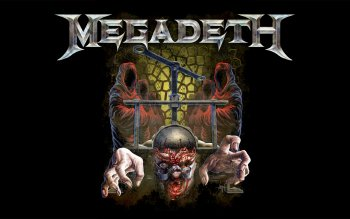 Music - Megadeth Wallpapers and Backgrounds ID : 206586