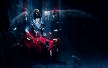 Dark - Angel Wallpapers and Backgrounds ID : 206716