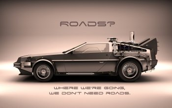 Films - Back To The Future Wallpapers and Backgrounds ID : 206858