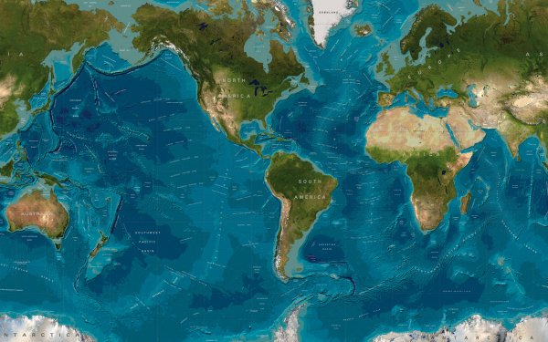 Misc World Map HD Wallpaper   Background Image