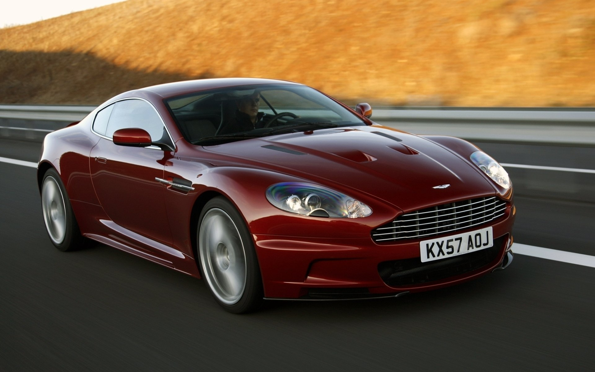 Vehicles - Aston Martin DBS  Wallpaper