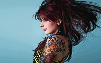 Women - Tattoo Wallpapers and Backgrounds ID : 207086
