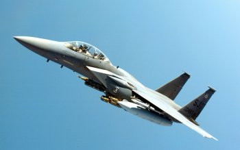 Militair - McDonnell Douglas F-15 Eagle Wallpapers and Backgrounds ID : 207328